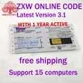 On-line ZXW Team 3.0 ZXWTEAM Software ZXWSoft Digitale Codice di Autorizzazione di Zillion x Lavoro Schema elettrico per il iPhone iPad Samsung