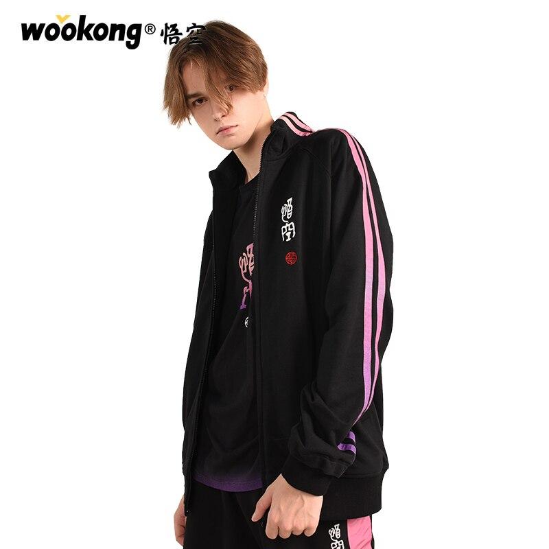 On sale Men's sportwear Sporting Fitness clothing Winter Thick Warm Fleece Zipper Coat for Mens SportsWear Casual Couple Jacket - 3