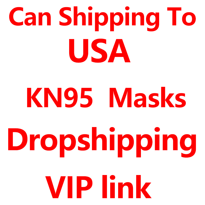 Can Shipping To USA KN--95 Masks  Dropshipping VIP Link