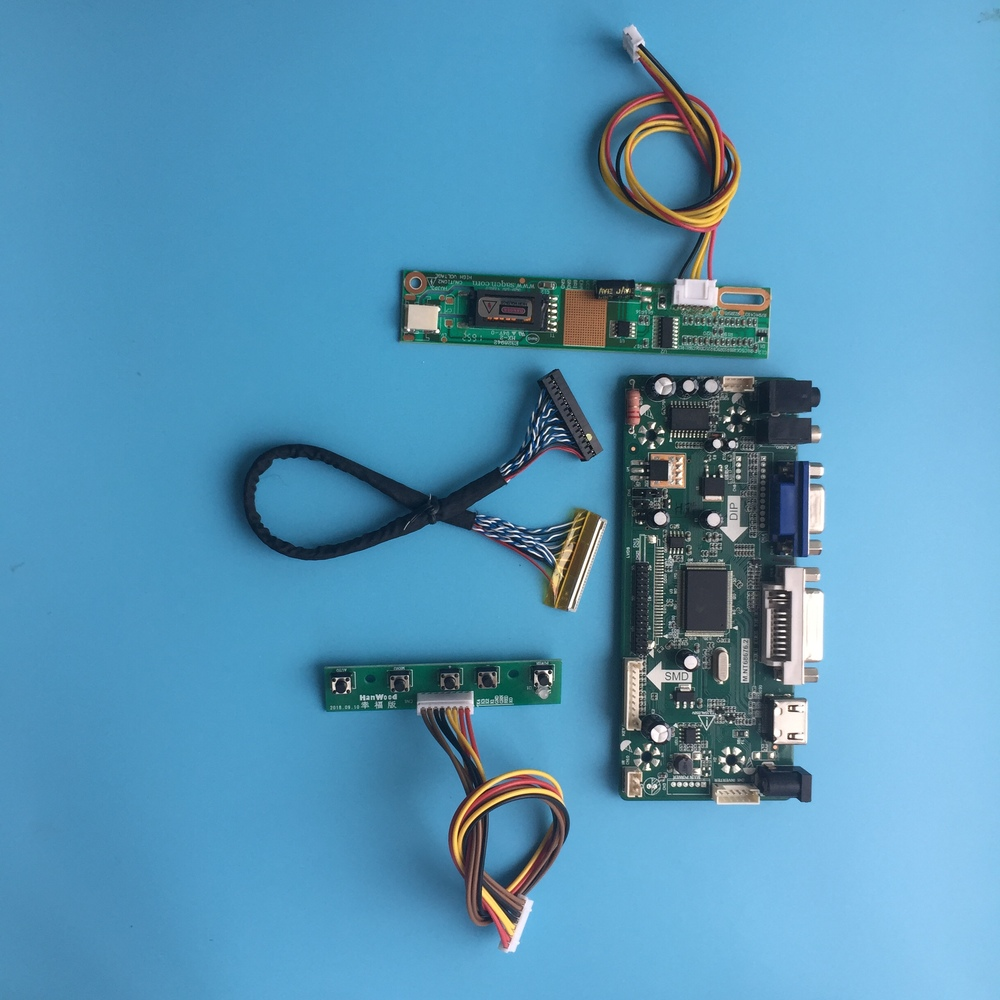 Controller Board For 30pin 1920*1200 15.4