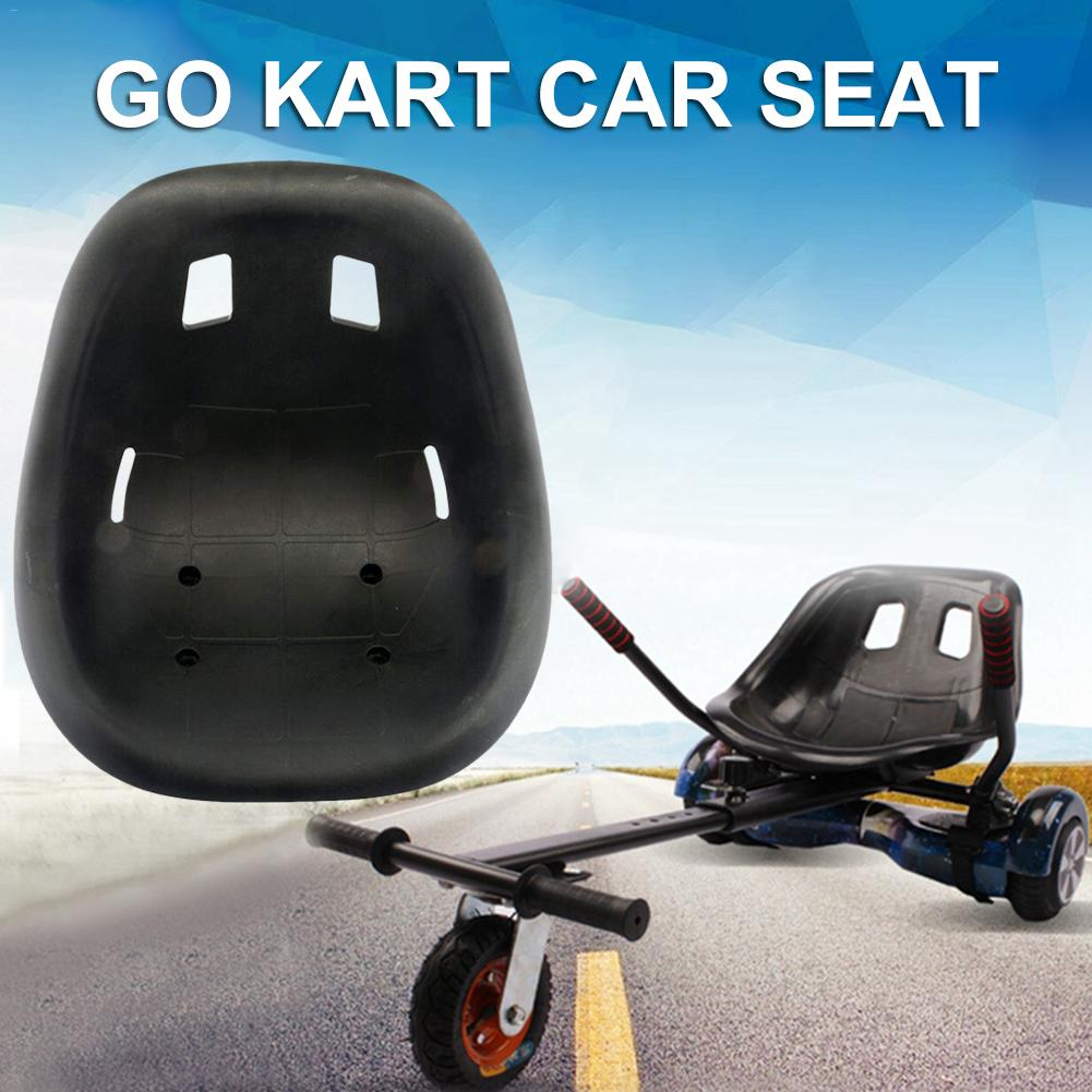 High-quality ABS Go Cart Car Seat Balancing Drift Vehicle Karting Seat Replacement Seat Black Comfort For Drift Racing Go Kart