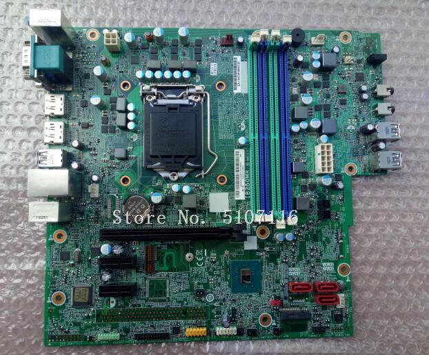 Carte mère de bureau de haute qualité pour IB250MH, 2 interfaces DP, carte de 4 fentes de mémoire testera avant l'expédition