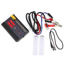 CT50 автомобильный топливный инжектор тестер Топливный насос Давление импульсный очиститель инструмент тестирования