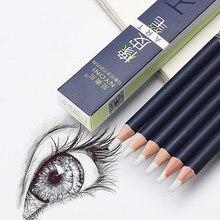 Ensemble de crayons gommes originaux, accessoire en caoutchouc effaceur pour le dessin, la peinture, haute précision, manga, fournitures pour cours d'arts plastiques, 6 pièces