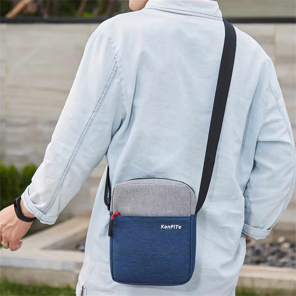 Saco Do Mensageiro dos homens de Alta Qualidade À Prova D' Água Bolsa de Ombro Para As Mulheres de Negócios Saco Crossbody Viagem carteras mujer bolsos de hombro #3