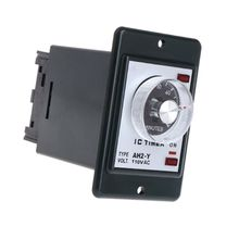 цена на Power On Delay Timer High Accuracy Time Relay Device 10/30 Seconds 10/30 Minutes