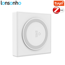 Lonsonho Tuya Zigbee 3.0 Hub Wifi Smart Home Bridge Wireless Remote Controller