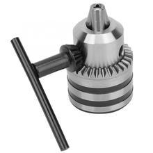 Светильник, гаечный ключ, дрель, Зажимной патрон 3~ 16 мм/0,12~ 0.63in B18 с электрофоретической эмалировкой, превосходный захват