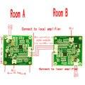 Anti-whistling printplaat voor echo module Hand-gratis video conferentie van ziekenhuis intercom systeem