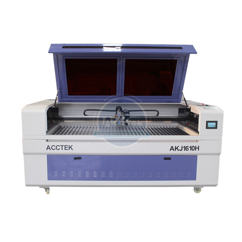 Factory Directly Supply Acrylic Laser Machine Wood Iron Metal Stainless Steel Laser Cutting Machine CO2 150w RECI Laser Cutter