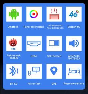 Image 4 - Eunavi 2 Din samochód Radio Stereo multimeida dla VW Passat B6 CC Polo GOLF 5 6 Touran Jetta Tiguan Magotan siedzenia z systemem Android GPS nie ma DVD