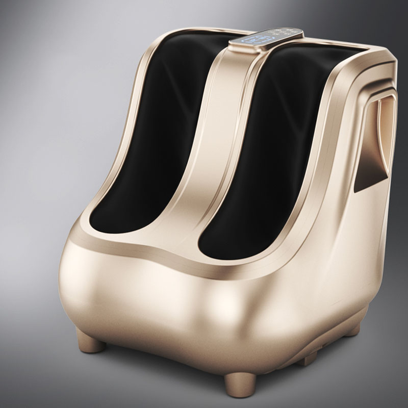 Foot Pedicure Machine Foot Leg Calf Massager Foot Bottom Heating Home Acupuncture Kneeling Leg Old Man