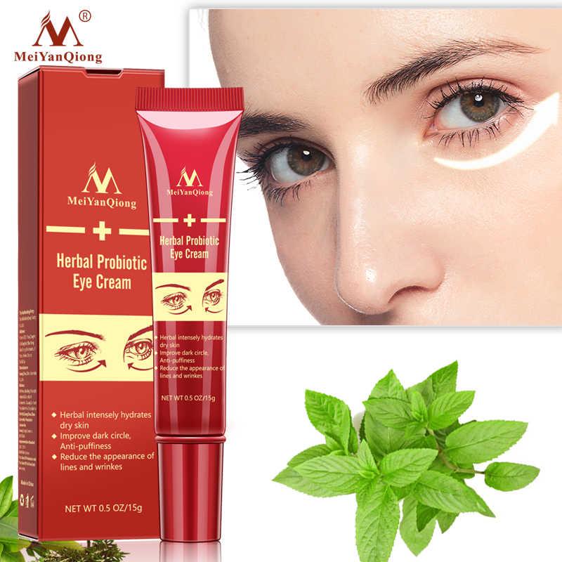 ペプチドコラーゲンアイクリーム抗シワ抗老化水和物ドライスキンリムーバむくみに対するくまの目のケアとバッグ