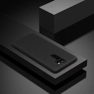 Image 5 - Чехол NILLKIN для Xiaomi Redmi Note 8 pro, резиновый чехол, ТПУ защитный чехол, задняя крышка для Xiaomi Redmi Note 8, чехол