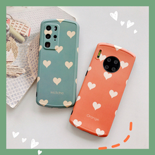 Curved Phone Cases For Huawei P20 P30 P4