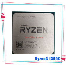 CPU Processor 1300X Amd Ryzen AM4 Quad-Core R3 Ghz Yd130xbbm4kae-Socket