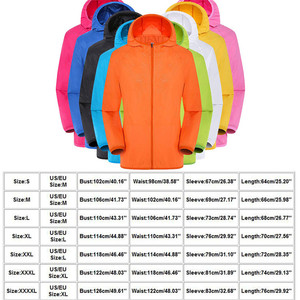 Image 5 - Men Women Adult Raincoat Men Women Casual Jackets Windproof Ultra Light Rainproof Windbreaker Top Environmental Rain Coat