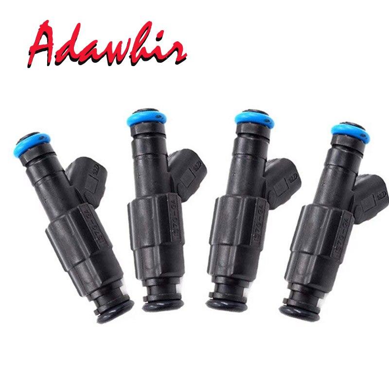 4pc/lot Fuel Injectors 0280156154 For Focus Fiesta Mondeo Mazda Atenza Volvo 0280 156 154