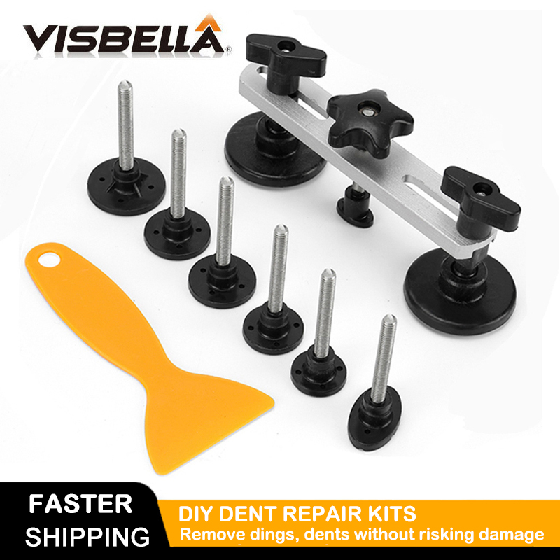 Top SaleDent-Repair-Tools Puller Bridge Hail Tabs-Removal Furniture-Body Paintless Car Pulling-Instrument'