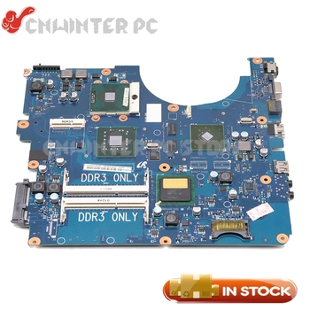 NOKOTION For Samsung NP-R530 R530 Laptop Motherboard BA92-06345A BA92-06345B BA41-01227A Mainboard GT310M GPU free cpu