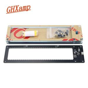 Image 2 - GHXAMP Level Indicator Kits 32 Bit Voice Activated Level Light PLUS Spectrum LED Ceramic MIC amplifier Home Made DIY 5V NEW
