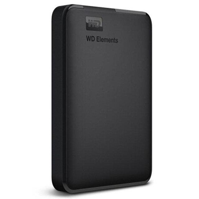 "Western Digital Original WD Elements 5TB External Hard Drive 2.5"" USB 3.0 Portable External Hard Disk HDD 4"