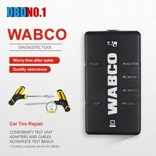 WABCO DIAGNOSTIC KIT (WDI) Trailer รถบรรทุกวินิจฉัยระดับมืออาชีพระบบ WABCO Heavy Duty รถบรรทุกเครื่องสแกนเนอร์ภาษาตุรกี