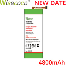 Wisecoco 4800mAh HB4242B4EBW Battery For Huawei Honor 6 4X 7i H60-L01 H60-L02 H60-L11 H60-L04 honor che2-l11 Mobile Phone
