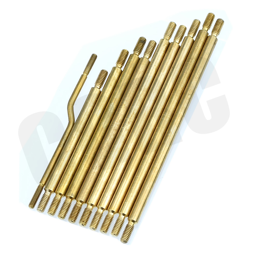 Titanium Alloy//Brass Steering Link Rod For RC Car 1//10 Axial Scx10 III Ax103007