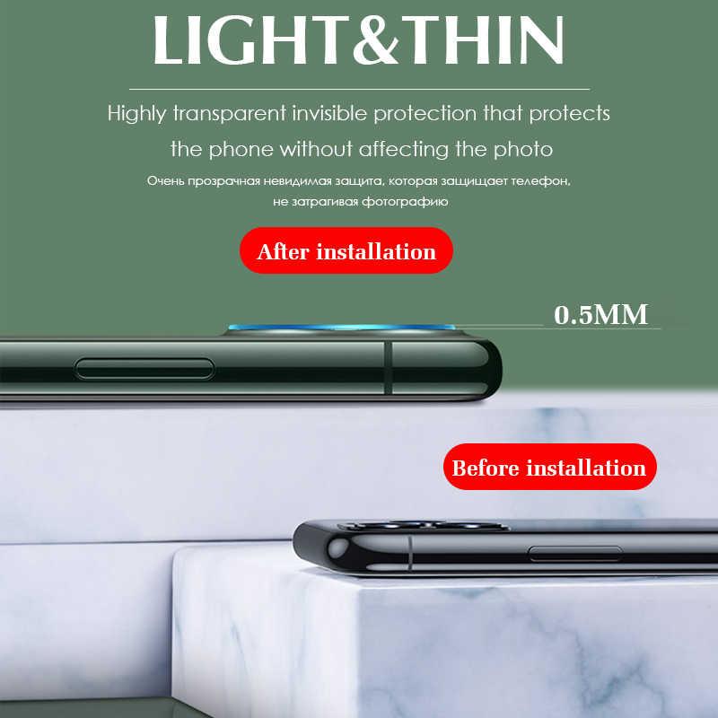 Защитное стекло для камеры для айфон 11 про XS макс XR X, полное покрытие, защитная пленка для экрана для айфон SE 2020 8 7 6s Plus, закаленное стекло