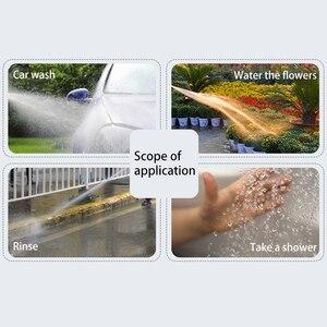 Image 5 - Machine à laver portative de voiture de double pompe/ménage 220v machine à laver à haute pression de voiture/pompe à eau de lavage de voiture