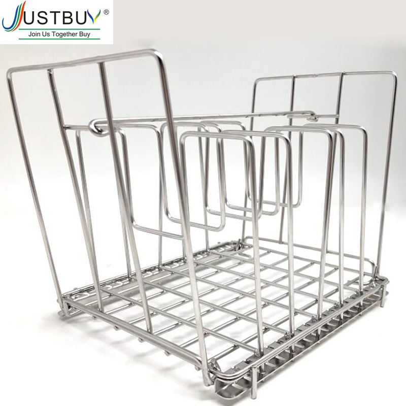Sous Vide Rack Stainless Steel For Slow Cooker Immersion Circulator With Detachable Dividers For Most 11L Sous Vide Container