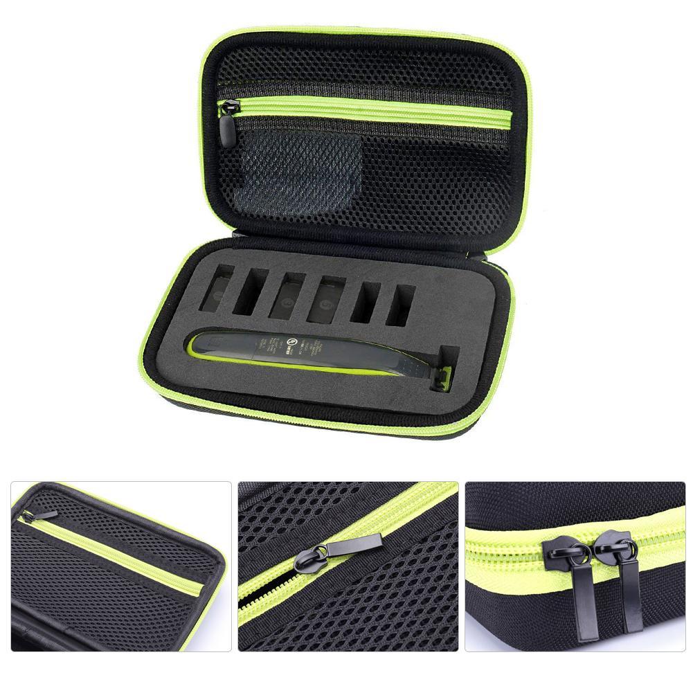 Shaver Carrying Case Travel Bag Shockproof EVA Shaver Razor Holder Storage Bag For Philips OneBlade