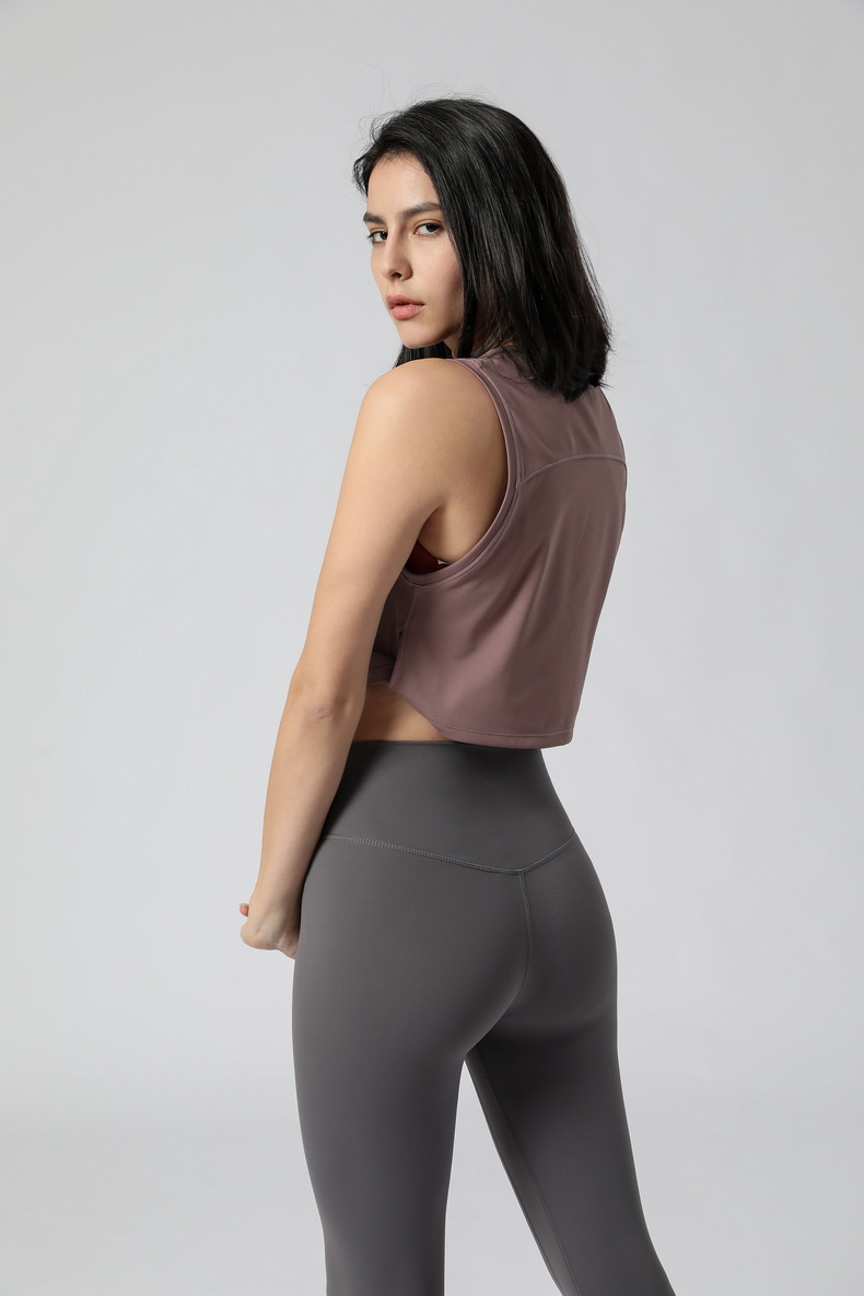 Fitness Crop Top for Women Womens Clothing Tops & T-shirts