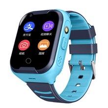 Hot A36E Kids 4G Gps Watch Wifi Video SOS call Tracker Step Counter IP67 Waterproof Children Smart Phone Watch with Bluetooths