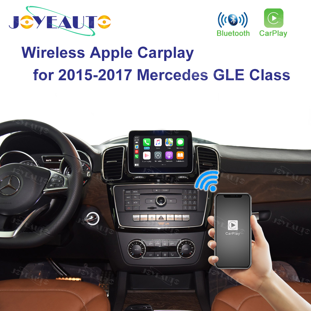 Goods  Joyeauto Aftermarket Retrofit for Mercedes Wireless Apple CarPlay GLE Class W166 C292 15-19 NTG5 Ca