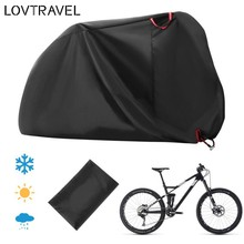 Bicycle Cover Bike Waterproof Snow Cover Rain UV Protector Dust Protector for Scooter Cycling Dustproof Cover Bike Accessories