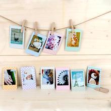 20 Sheet Instant Films Po Sticker For FujiFilm Instax 7s Camer 50s Mini8 25 D3U8