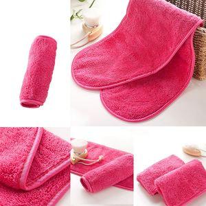 Image 1 - Reusable Microfiber Face Towel Face Towel Natural Antibacterial Protection Makeup Remover Cleansing Face Wash Microfiber Towel