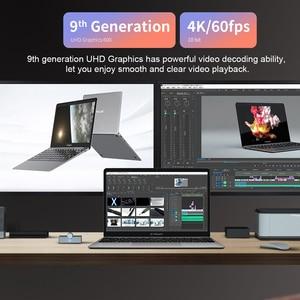 Image 4 - Teclast F7 Plus Laptop 14.1 Inch Notebook 8GB RAM 256GB SSD Windows 10 Intel Gemini Lake N4100 Quad Core 1920 x 1080 Ultra Thin