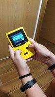 Mando de juegos clásico con retroiluminación para niños, consola portátil de 2,7
