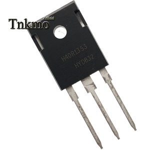 Image 3 - 10PCS IHW40N135R3 H40R1353 כדי 247 IHW40N135R5 H40RP5 TO247 40A 1350V כוח IGBT טרנזיסטור משלוח משלוח