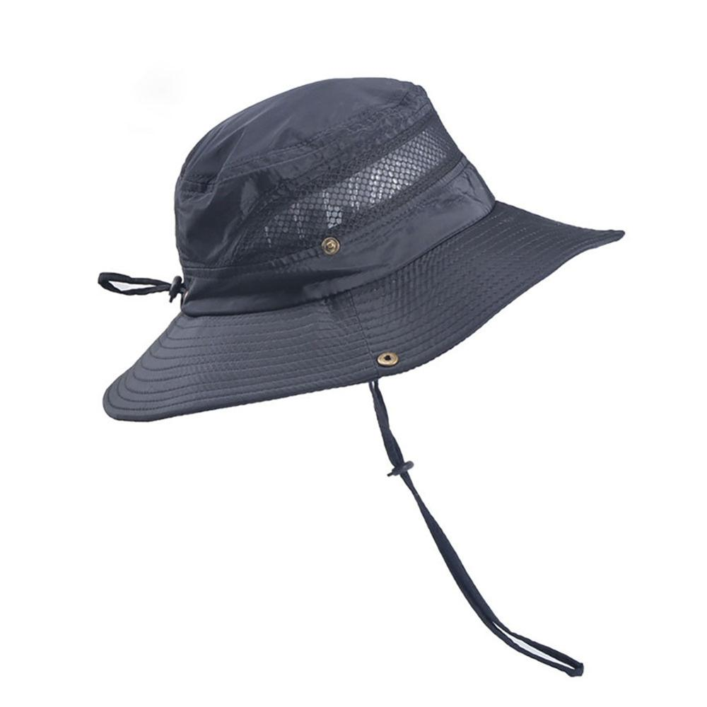 Protection UPF 50 Outdoor Bucket Hat For Fishing Beach & Boating Men & Women Summer Sun Cap With UV Hiking Camping Gardening