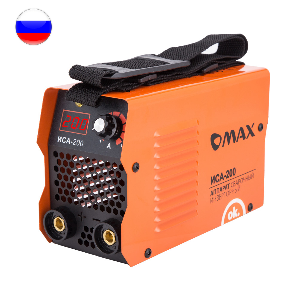 <font><b>Inverter</b></font> welding machine ISA-<font><b>200</b></font> IGBT MMA G0013 image
