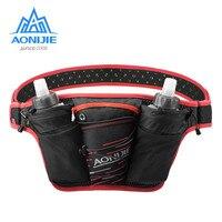 AONIJIE Running Belt Hydration Waist Pack Bag Hip Pouch 500ml Water Bottle Phone Holder Case Pocket for Marathon Jogging Cycling