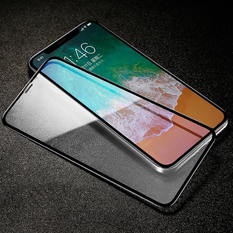 for iphone xr glass screen protector 9d for iPhone X Tempered Glass Protector For iPhone 11 Pro Protective Tempered Glass xs 11