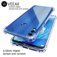 Bapick Silicone Soft TPU Phone Case for Huawei Honor 8a 7a 8x 8c 10 20 Lite Pro 10i Protective Full Cover