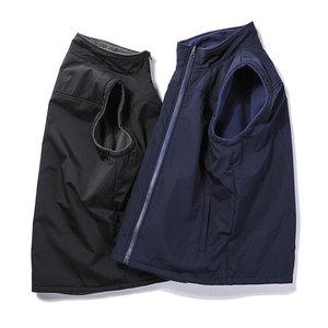 Image 4 - Casual Autumn Winter Fleece Mens Vest Black Sleeveless Mens Vest  5XL Warm Thick Mens Vest Jacket Chaleco Gilet