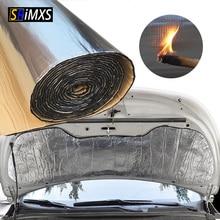Almofada térmica à prova de som da prova da isolação térmica do carro da almofada da capota da almofada da isolação térmica do carro de 140x100cm para o automóvel