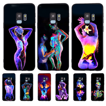 woman luxury For Samsung Galaxy S6 S7 Edge S8 S9 S10 Plus Lite Note 8 9 10 A30 A40 A50 A60 A70 M10 M20 phone Case Cover etui karl lagerfeld for samsung galaxy s6 s7 edge s8 s9 s10 plus lite note 8 9 10 a30 a40 a50 a60 a70 m10 m20 phone case cover etui